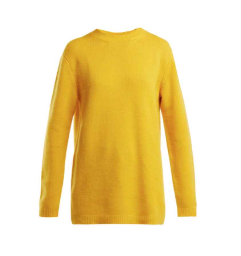 Raey -  Loose Fit Cashmere Sweater