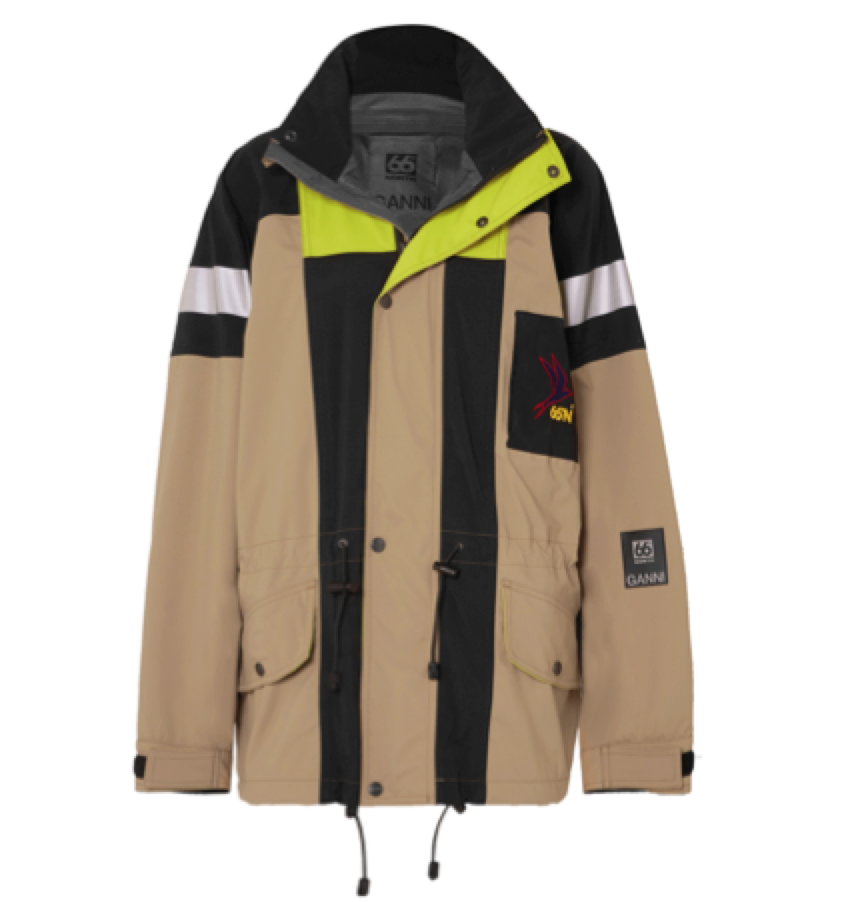 Ganni + 66north -  Heklar Shell Jacket