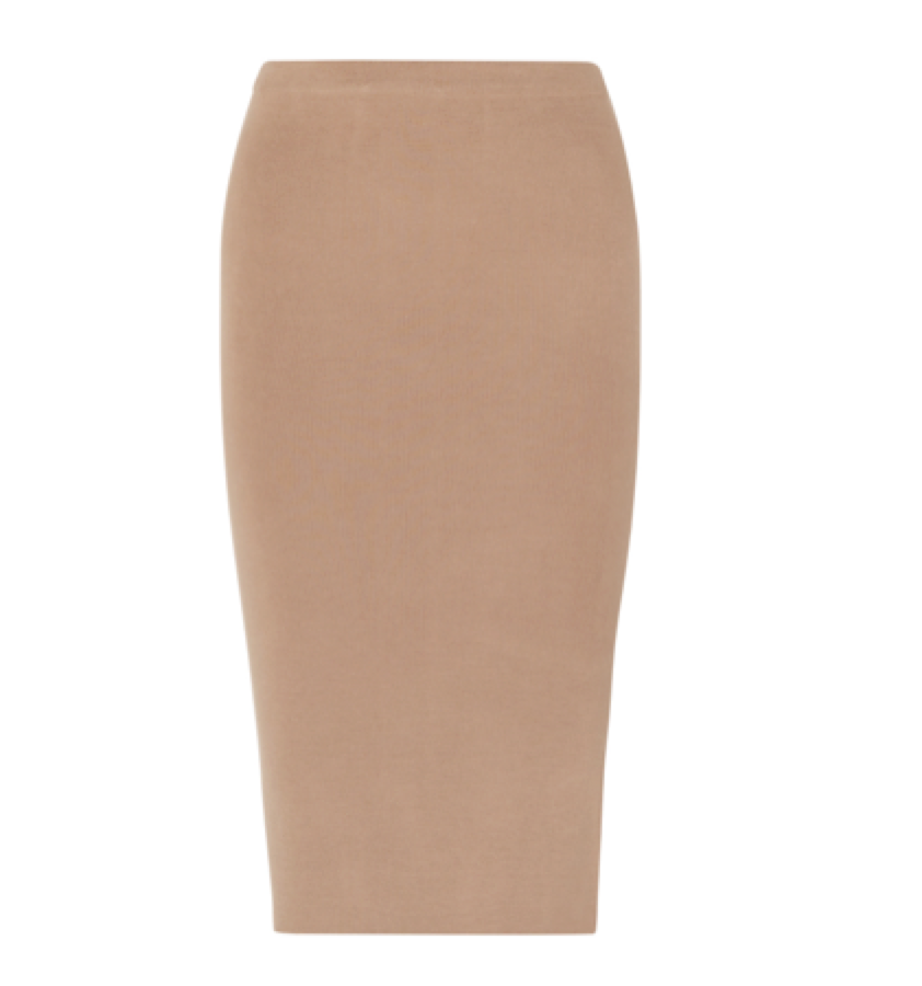 Joseph -  Stretch Silk-blend Midi Skirt