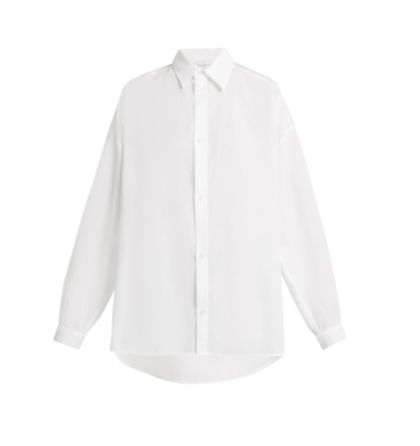 CLASSIC WHITE SHIRT OR TOP