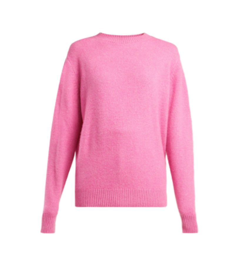 635b050d523b The Elder Statesman - Round Neck Cashmere Sweater