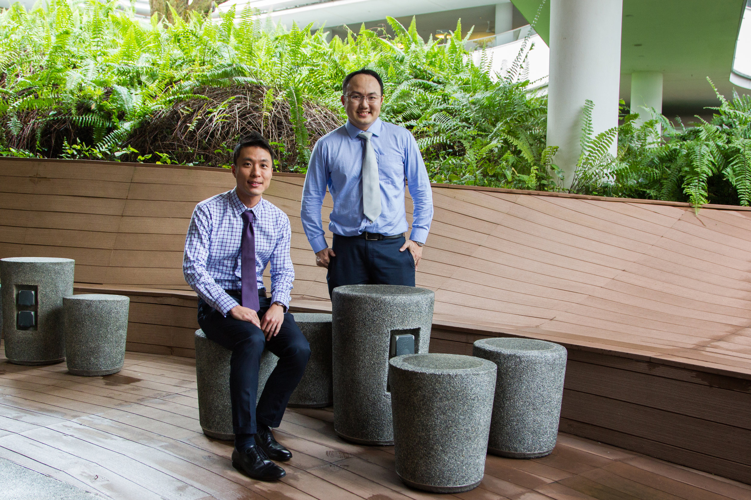 Staff Advisors - Faculty members from the Economics Department, Dr Kelvin Seah and Mr Chua Yeow Hwee  provide valuable feedback to the Economics Society.