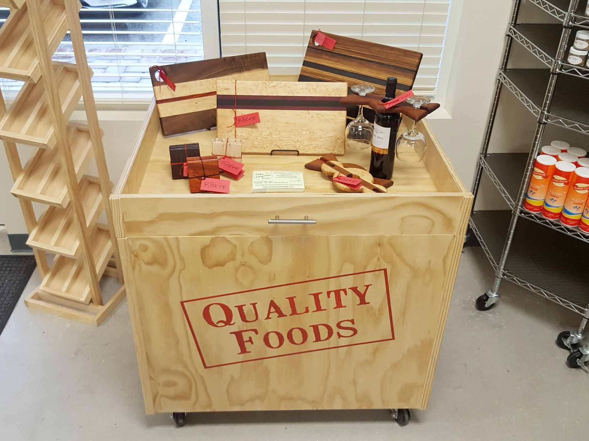 Quality Foods - Lake Chapman Plaza16307 Florida Ave.Lutz, Florida 33549