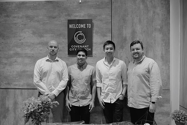 Last Saturday we witnessed the ordination of @graysutanto as Teaching Elder. Chris Craddock and Rev. Gethin Jones from the IPC (Ealing, United Kingdom and Paris, France) flew to Jakarta to conduct the service. . Thank you to all the members and visitors who participated in the ordination service.