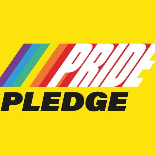 It was an easy decision to take the Pride Pledge. 🌈💛 Join us!