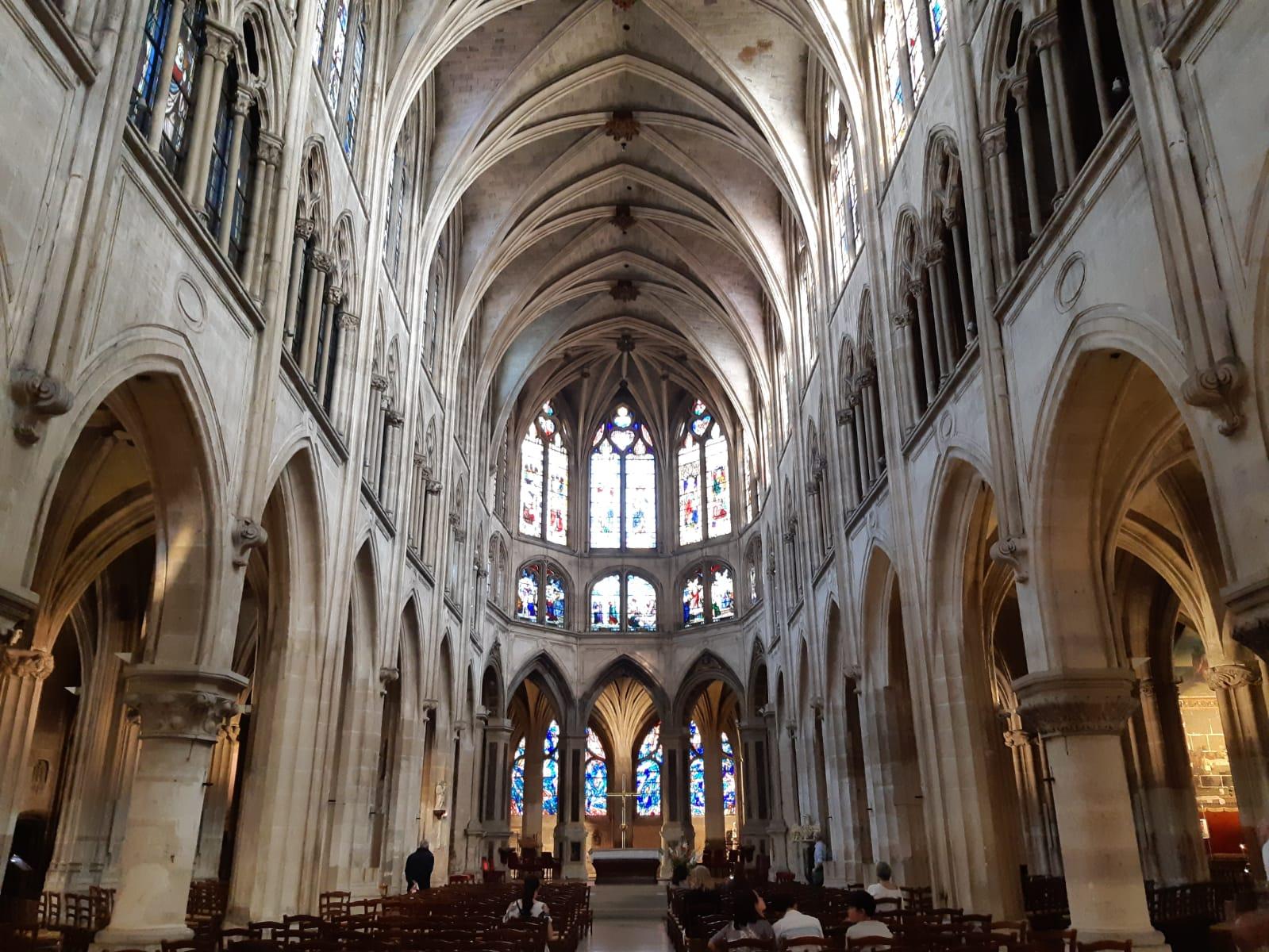 Notre-Dame, Ile de la Cité, St Severin 15€