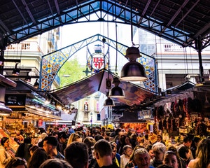 Private Tour : Welcome to the Boqueria Market 145€