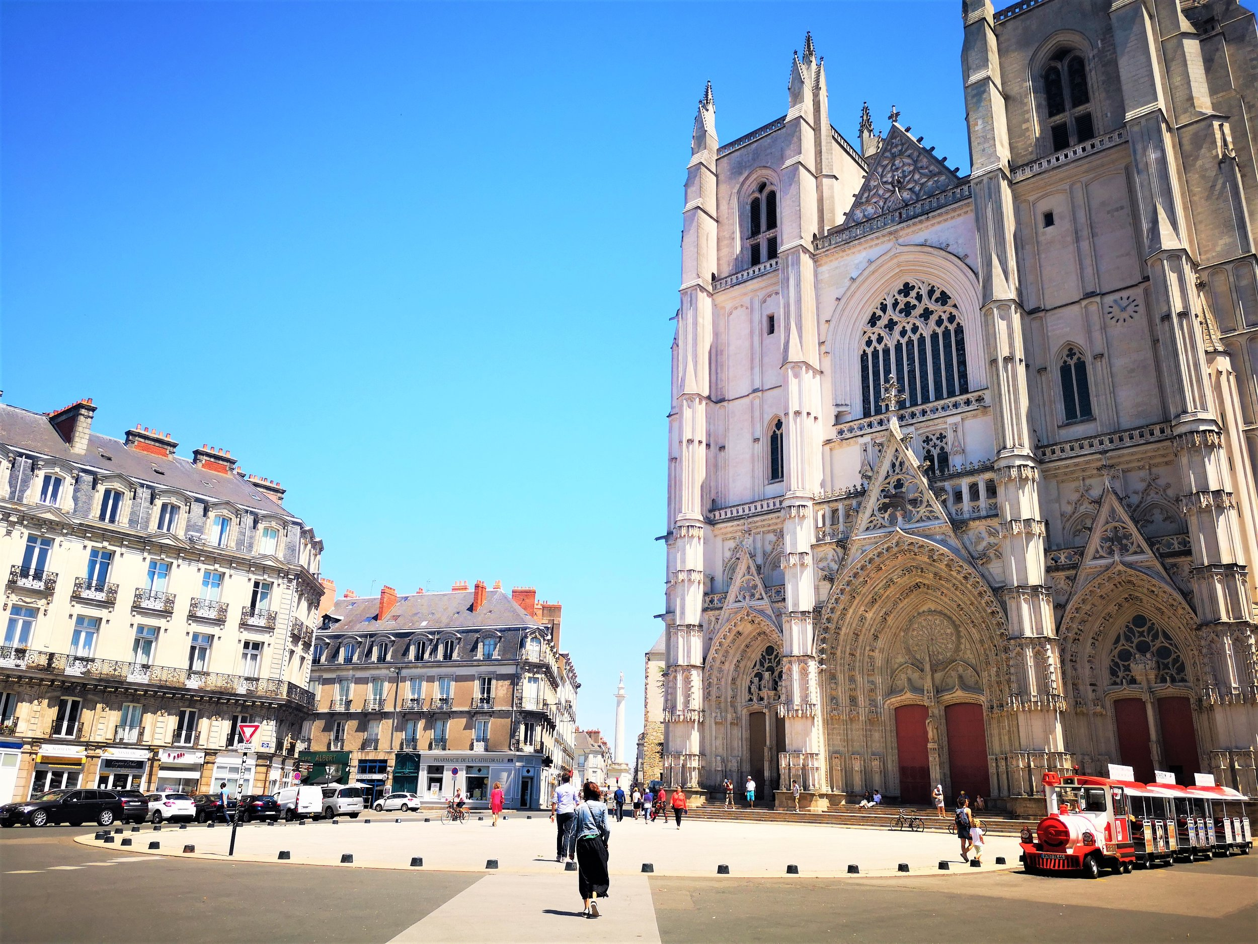 Nantes Guided Tour 18€