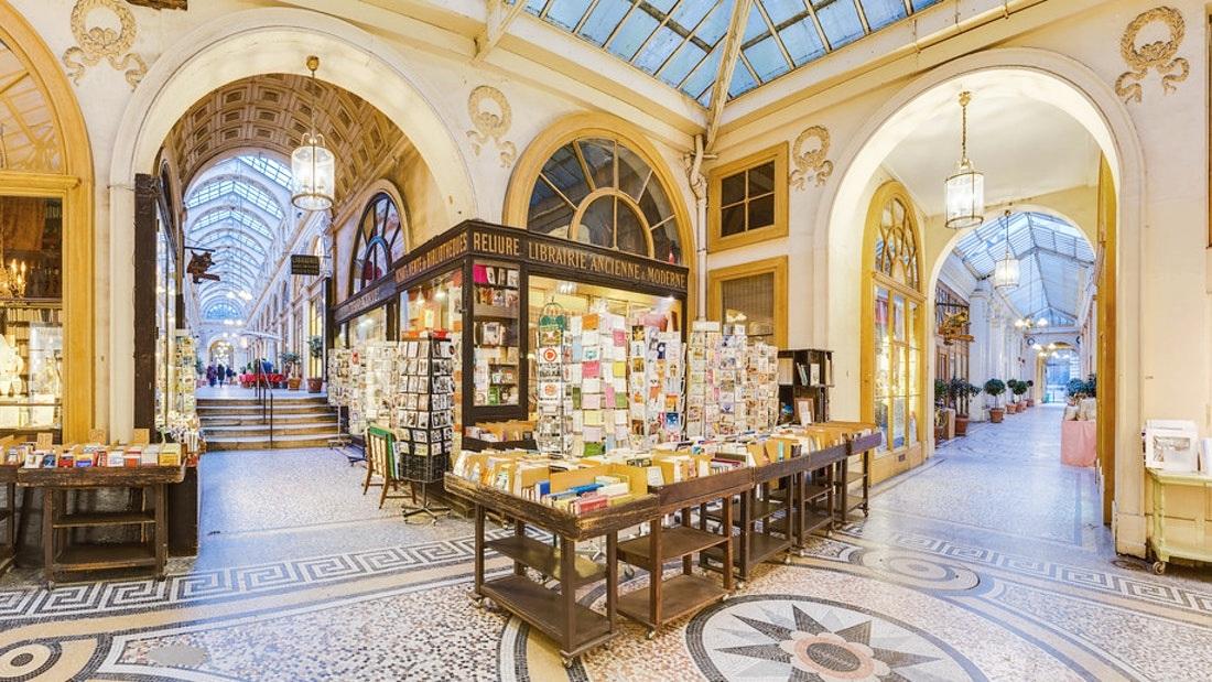 Private Tour : Parisian Covered Passages 135€