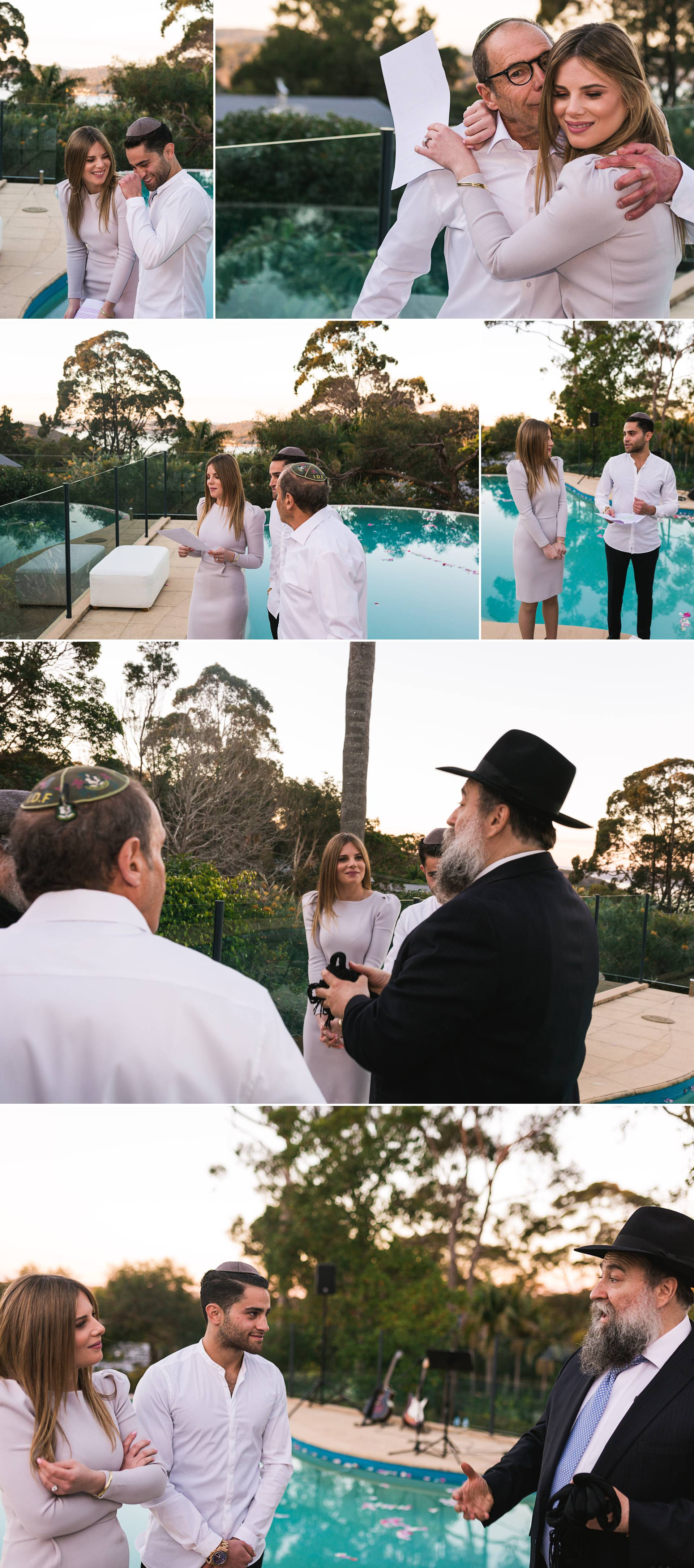 Jewish Engagement Party Photos