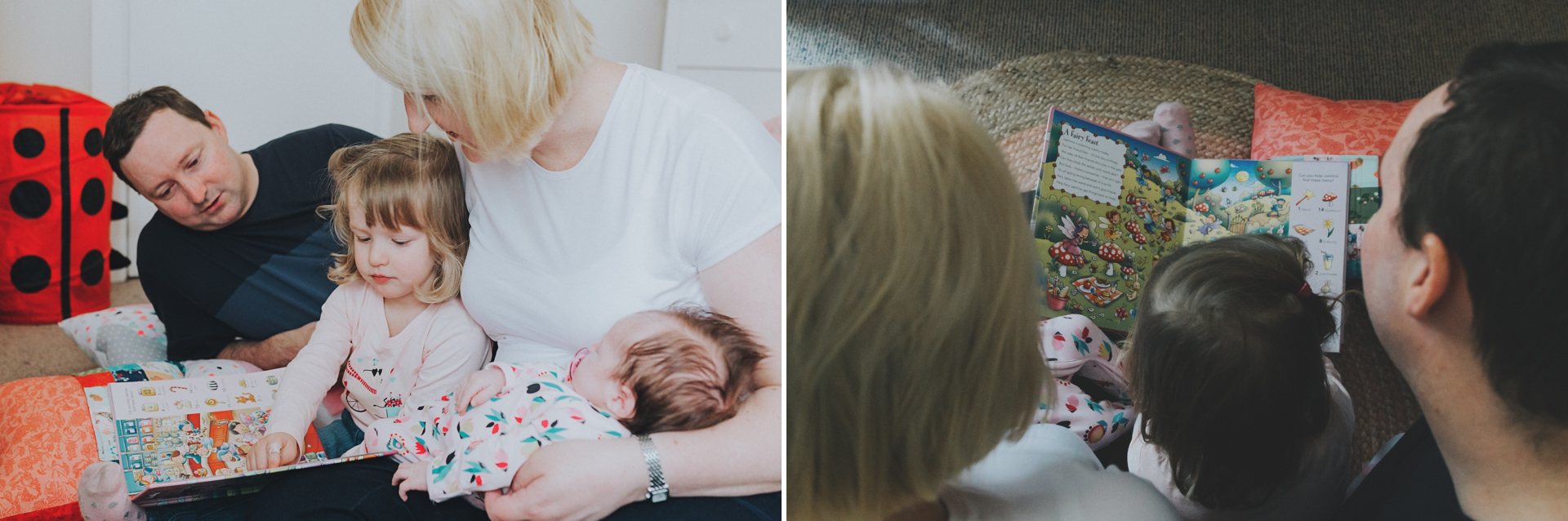 Lucy's Lifestyle Newborn Photography Session