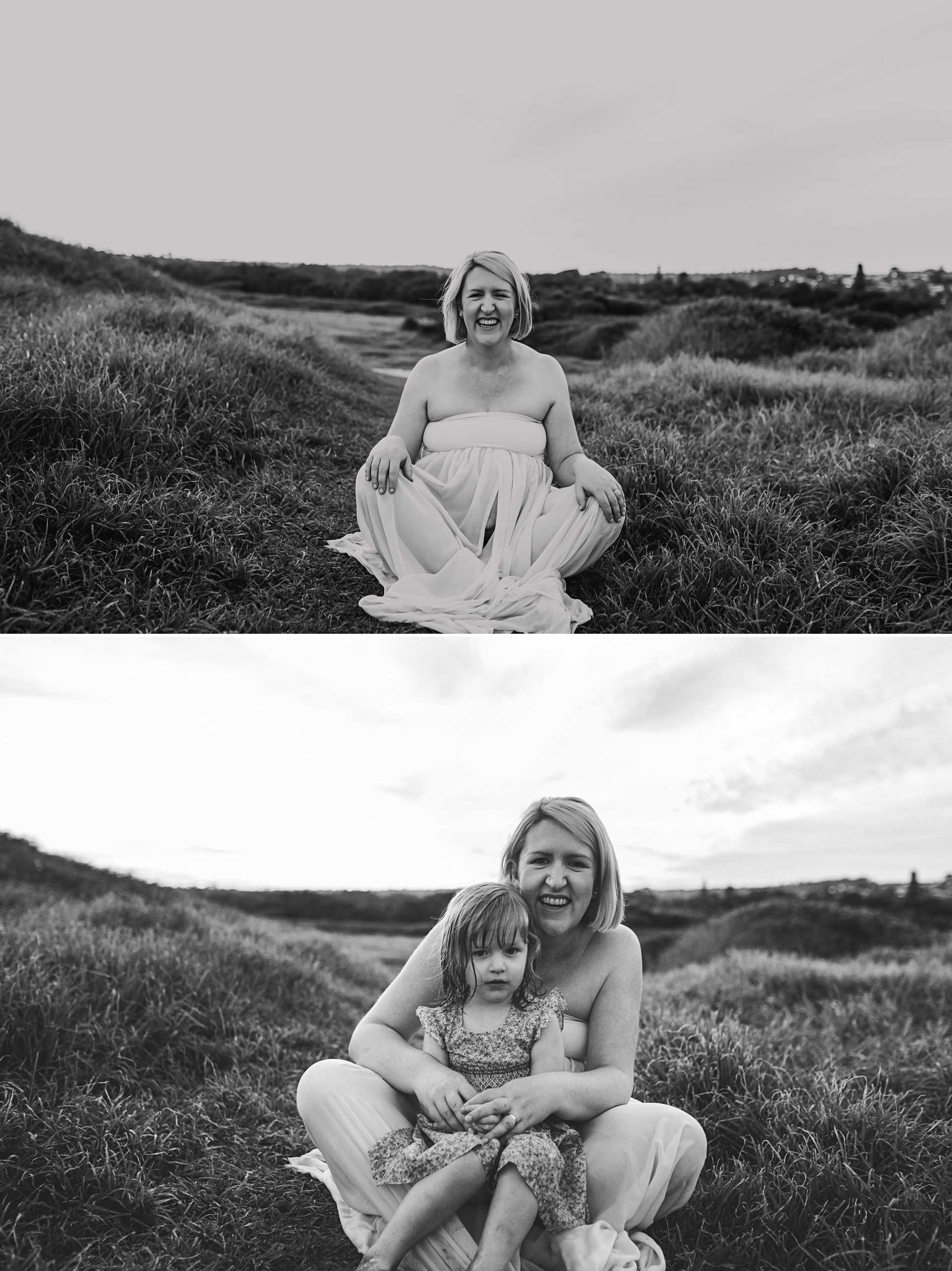North Curl Curl Beach Maternity Session