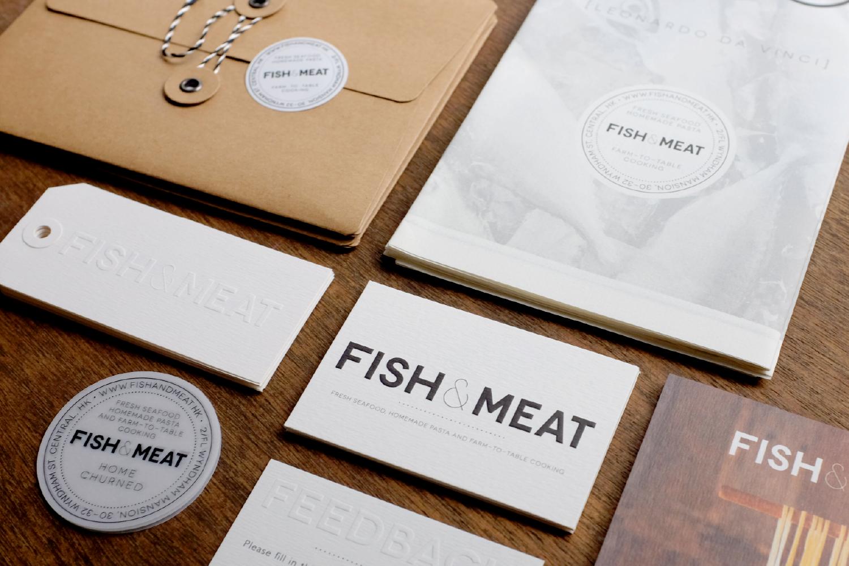 FISH & MEAT BRANDING