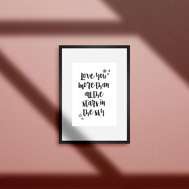 Another of our home prints coming soon, perfect as a gift for a new parent or simply as decoration in the room with your newborn . . . #wedding #weddingstationery #personalisedstationery #ukweddingsupplier #weddinginspiration #weddinginspo #weddingstationer #ukweddingplanner #engagedcouple #weddingplanning #weddingorganising #instawedding #savethedate #weddinginvites #homedecor #wallprint #ginlover #interiordesign #cosyhome #wallart #artwork #typographyprint #kitchendecor #decor #home #art #decoration