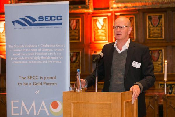 Richard Waddington, Chairman of the Events Marketing Association
