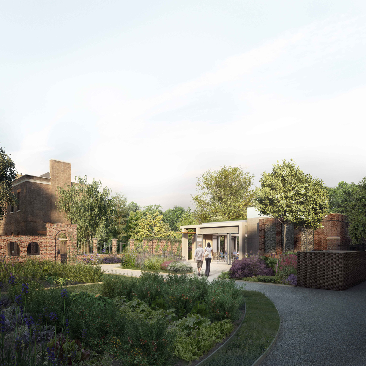 Visualisation of  Pitzhanger Manor