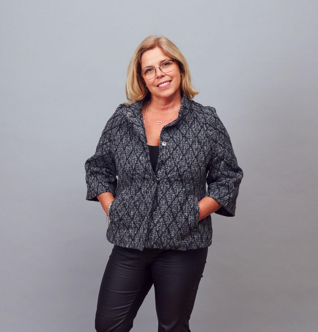 Deborah Ward, Managing Director of Camm & Hooper