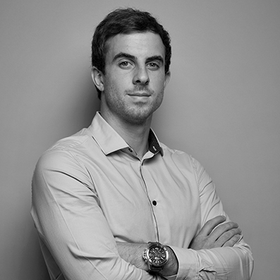 Kieran Morris, Sponsorship Director at Slingshot Sponsorship.