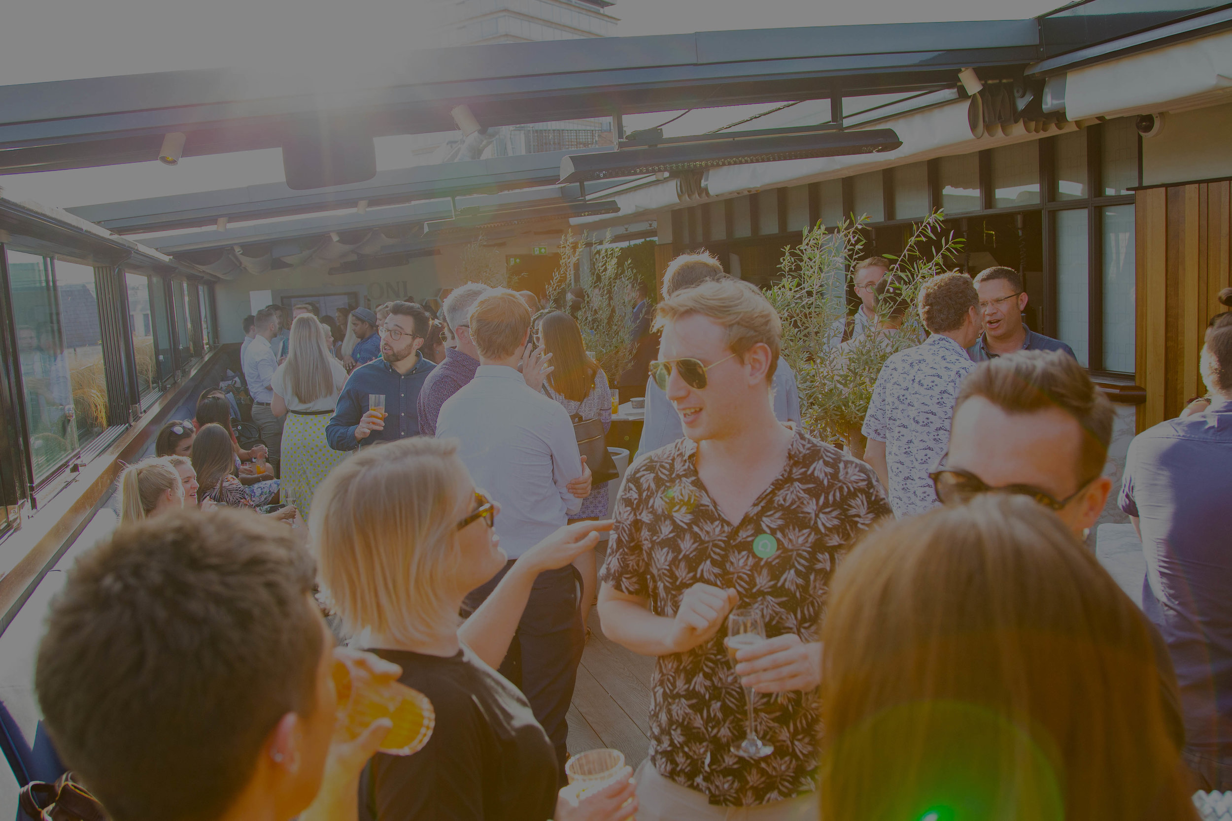 VIP NETWORKING DRINKS RECEPTION -