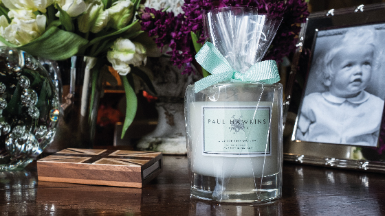 New Scented Candles -
