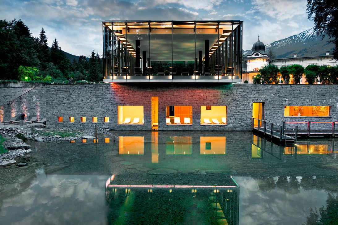Waldhaus Flims Spa