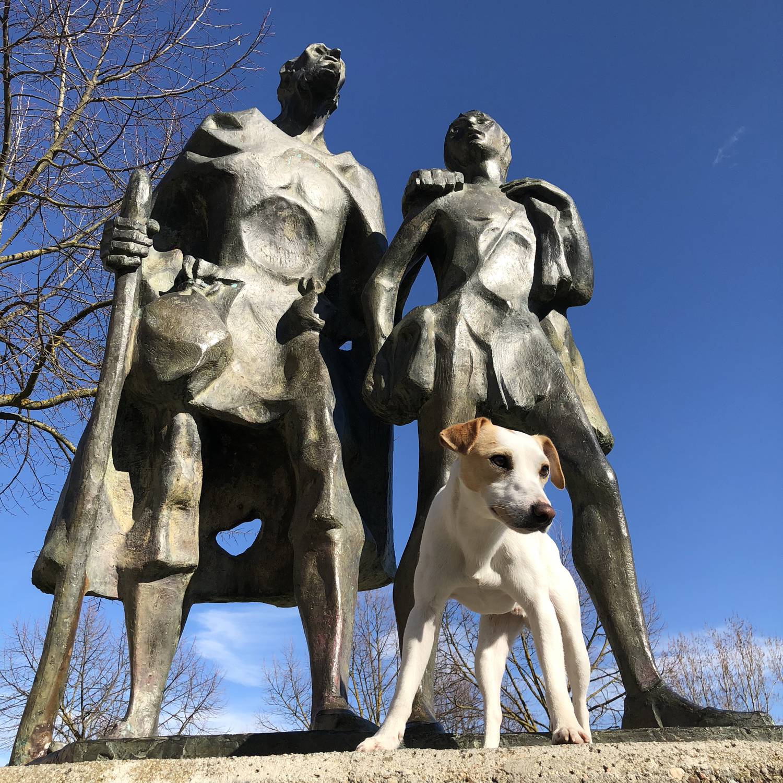 Monumento al Lazarillo de Tormes.