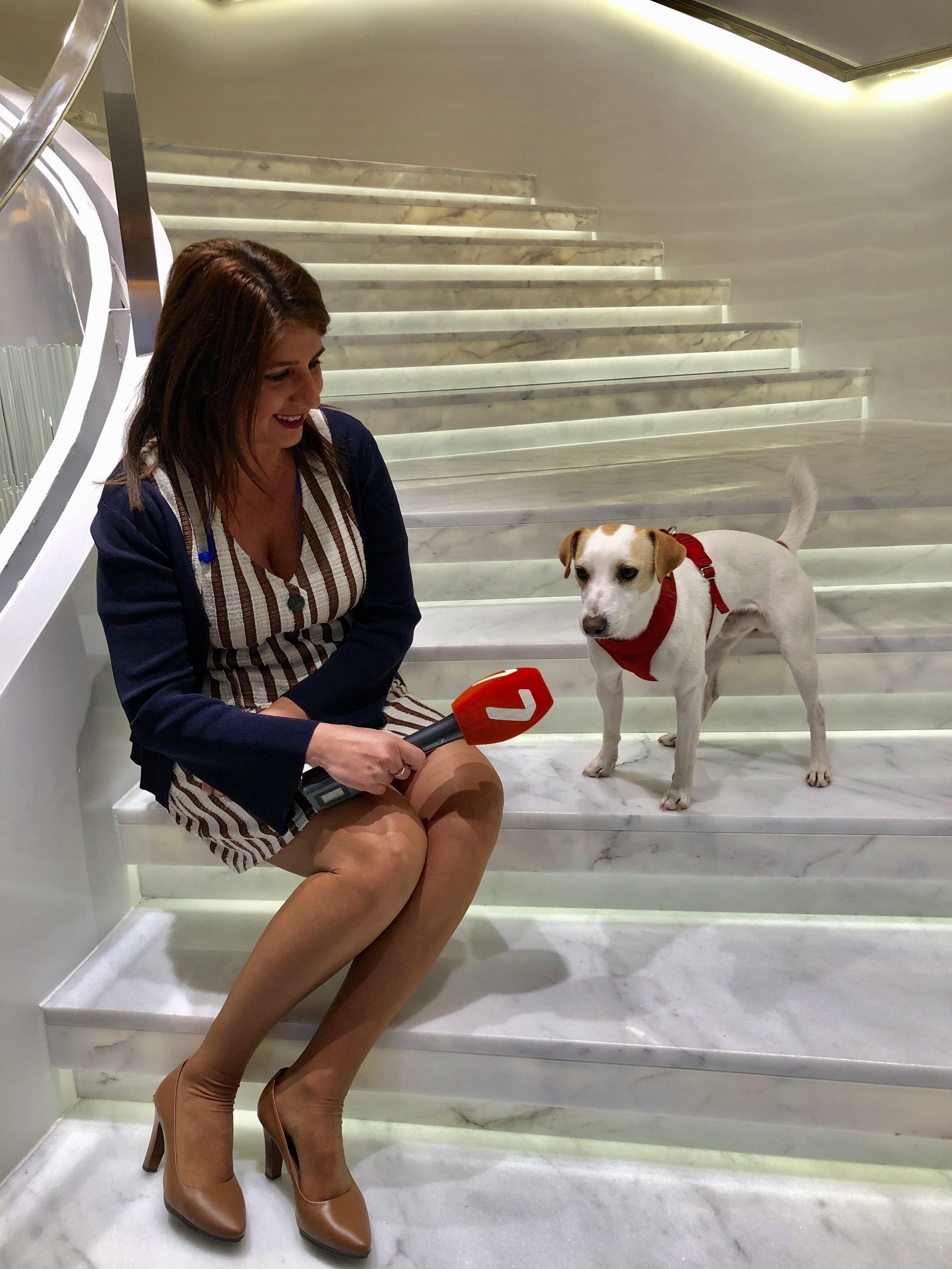 Con María José, de 7 Televisión Región de Murcia.