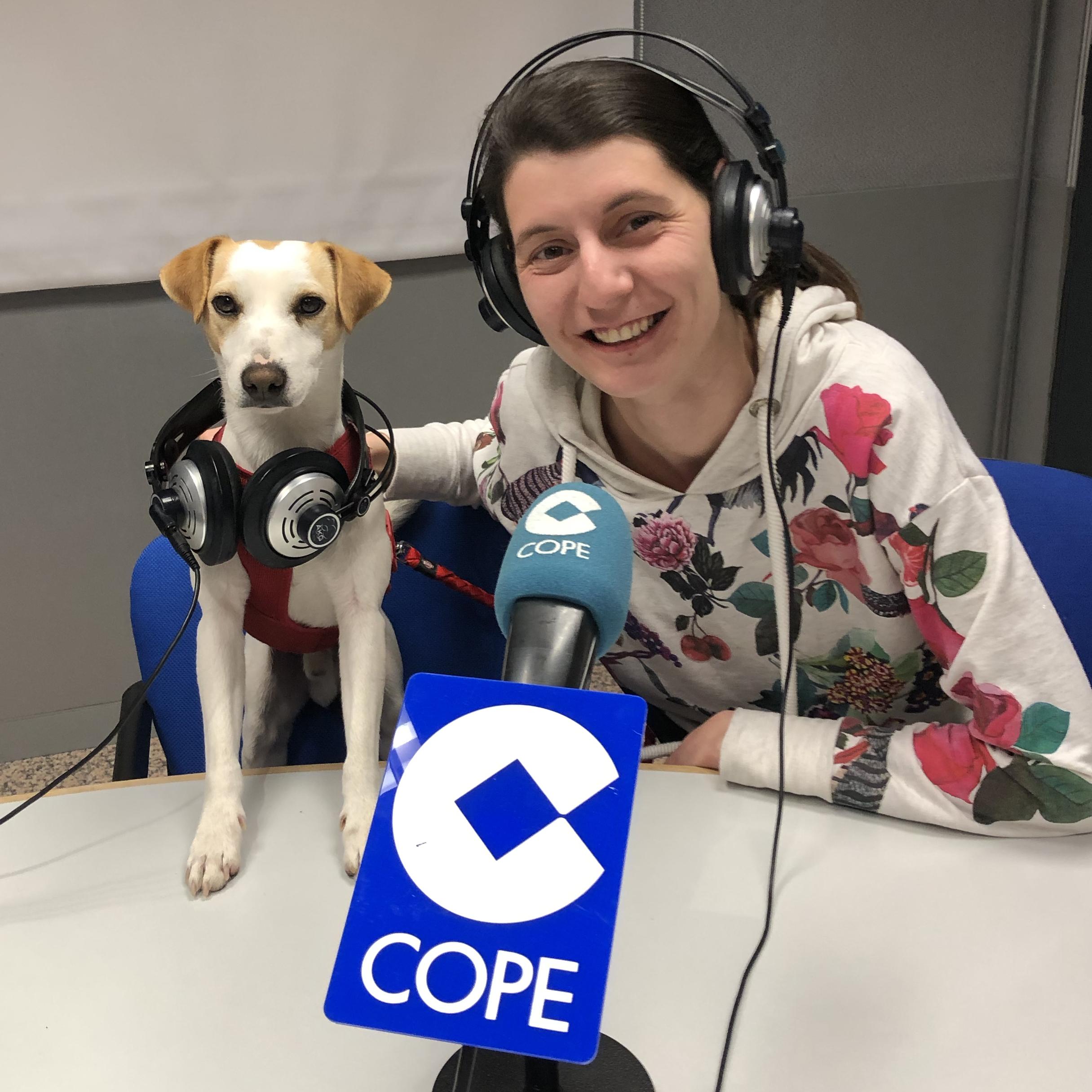 Con Noelia, de Cope Cuenca.