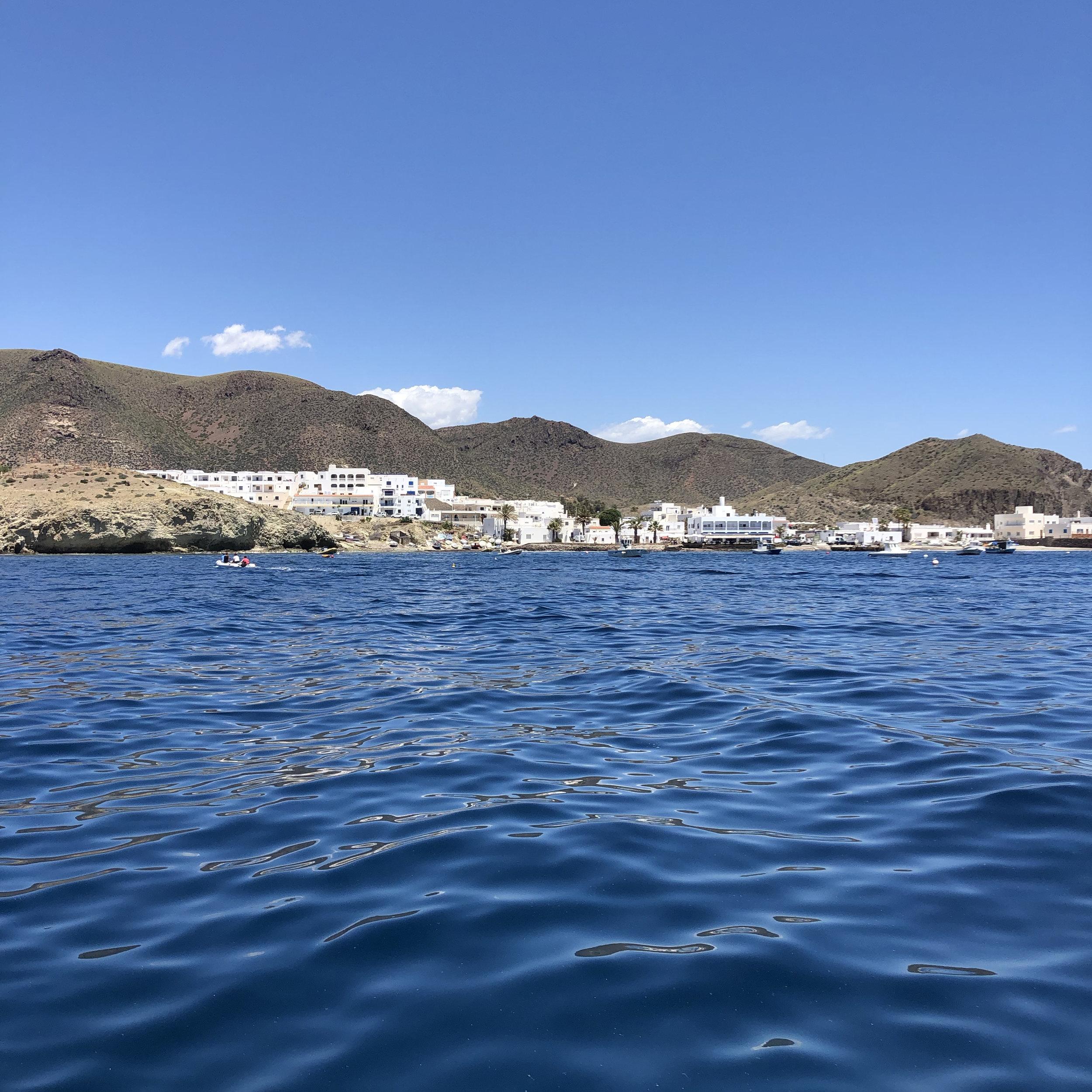 La Isleta del Moro Arráez, puerto de aventuras.