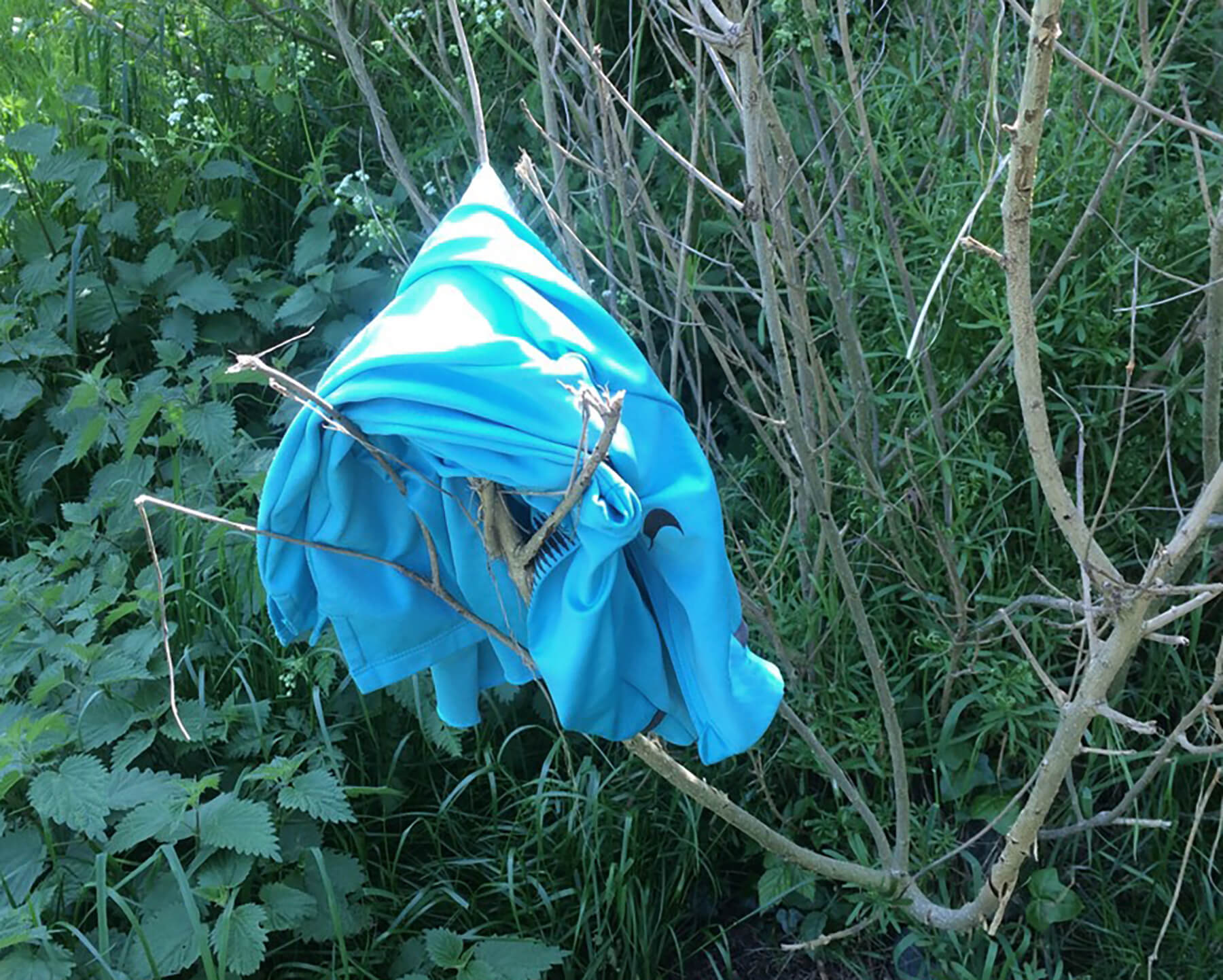 Wandsworth Common Lost Property, Clothes