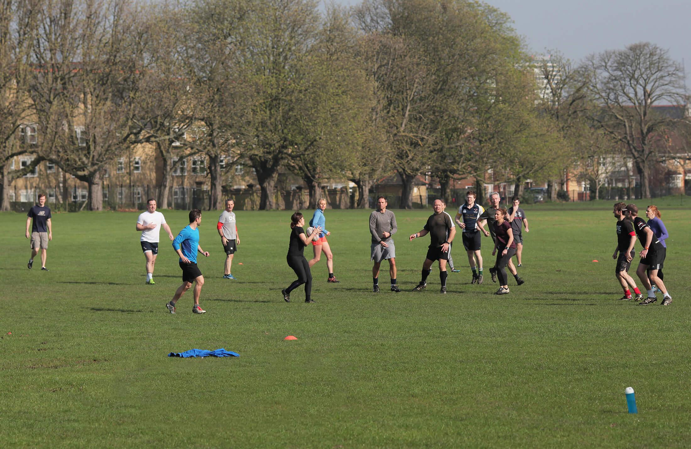 Wandsworth Common Group Activities