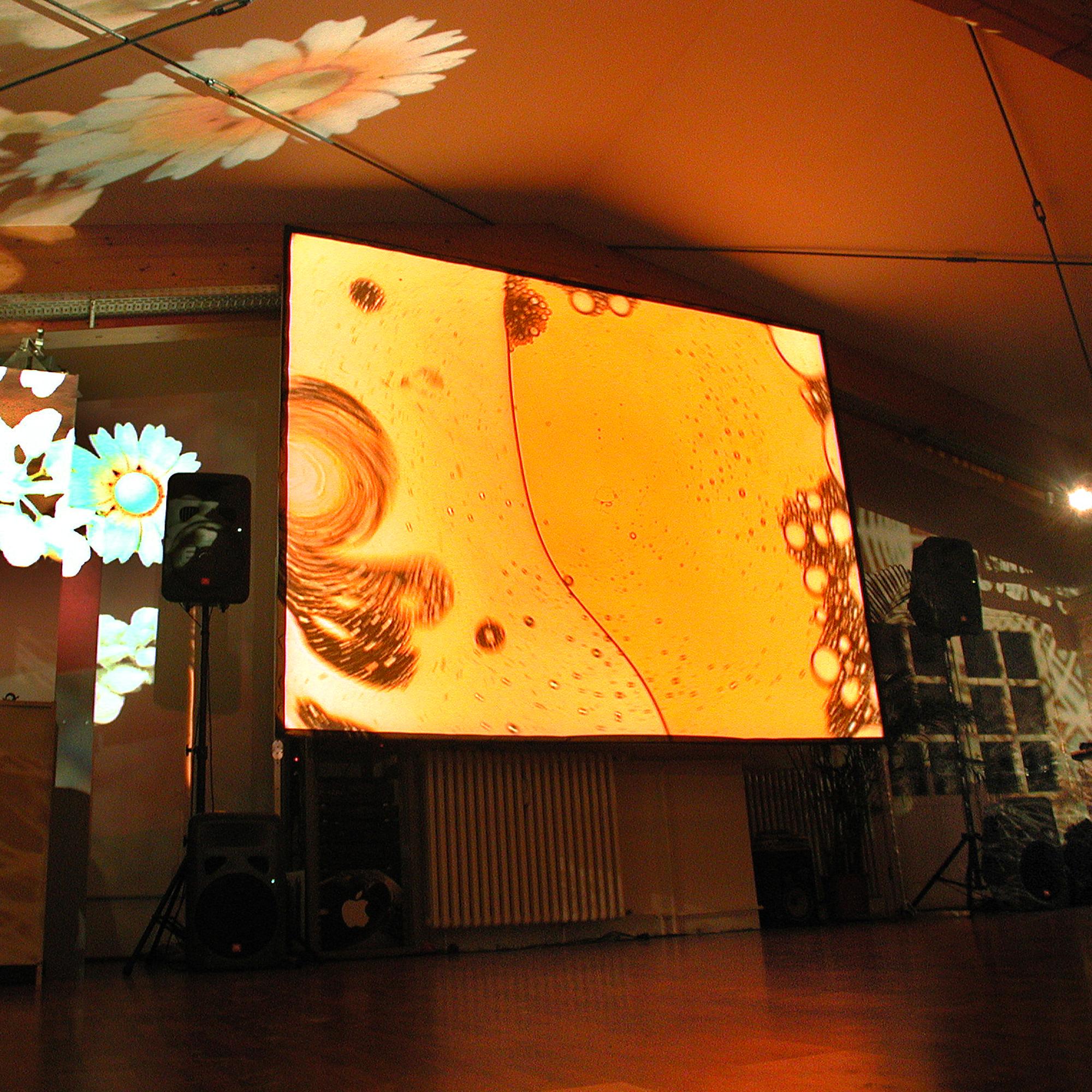 Visual Event Berlin - 2001