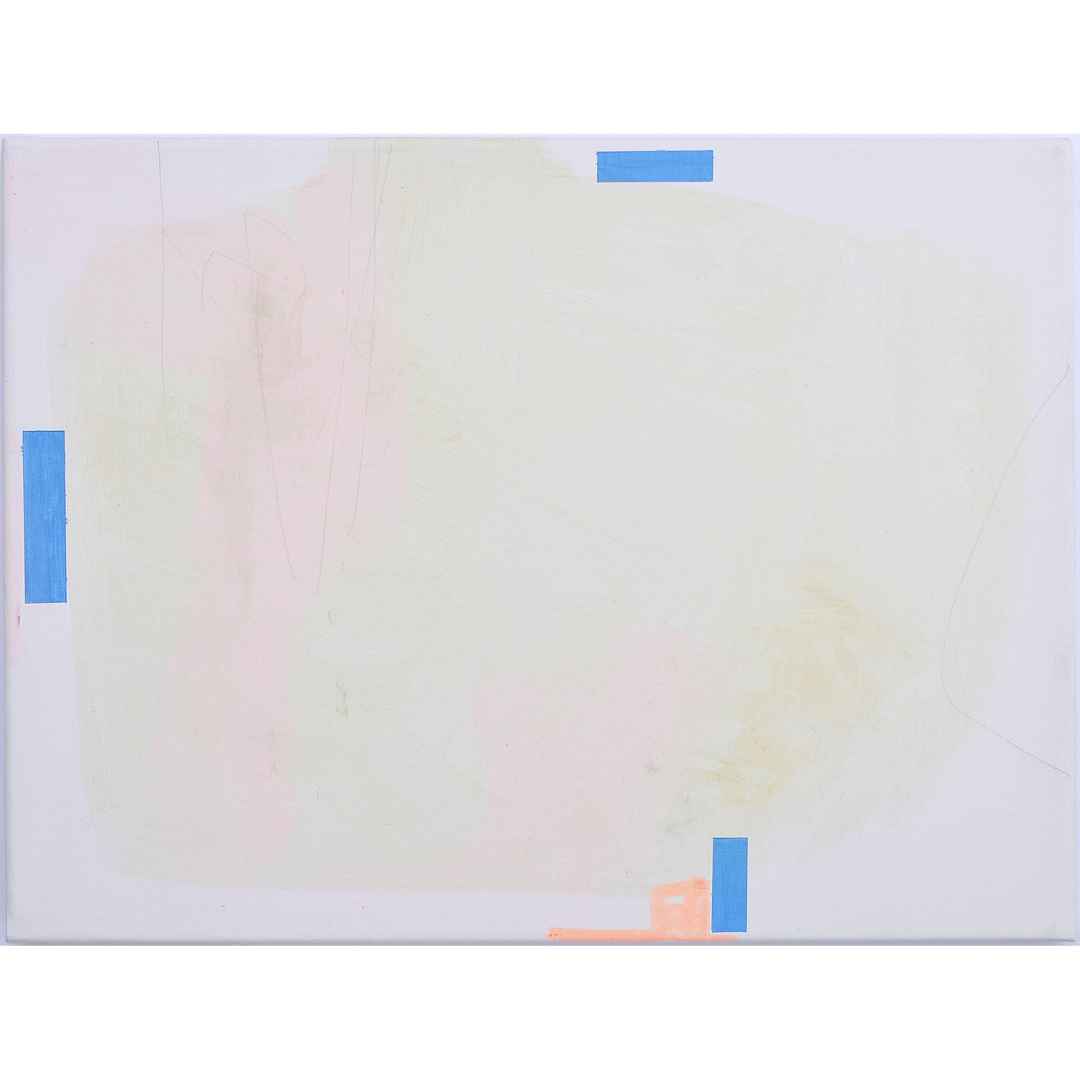 Acrylic on canvas, 2018  40 x 30 cms