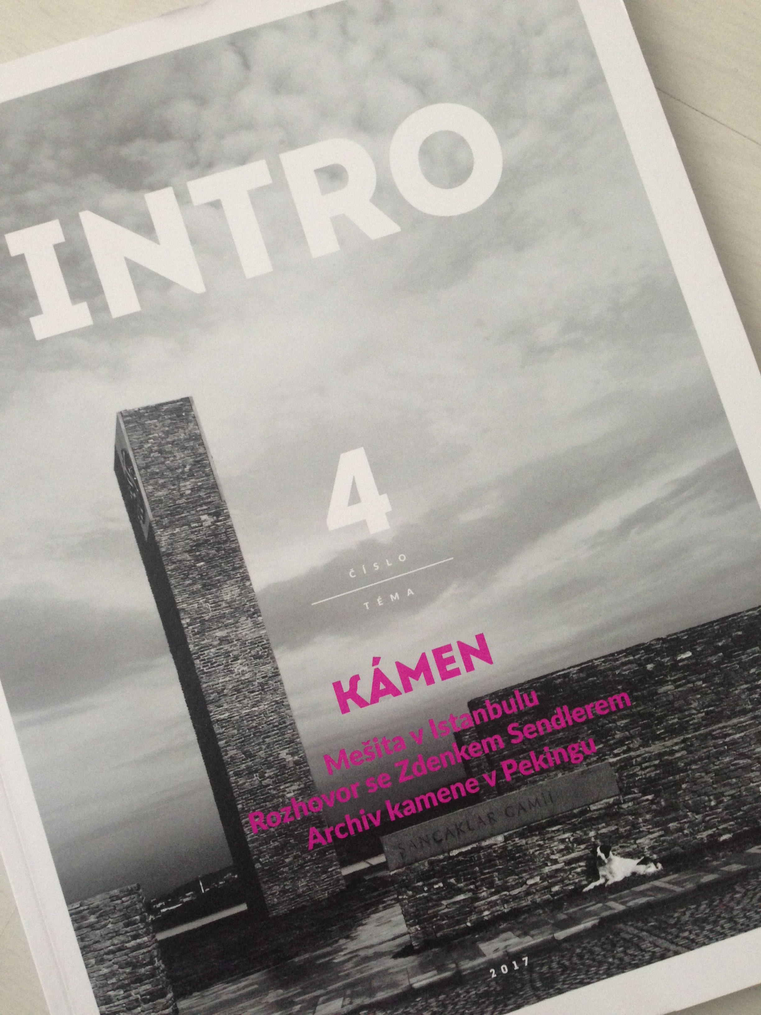 Artikel in Intro Magazin -