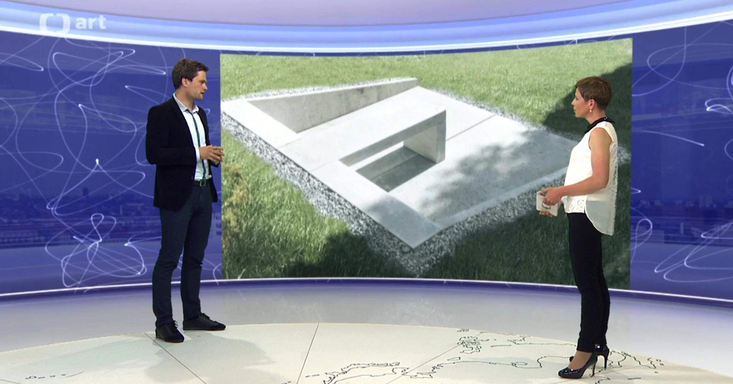Funeral Design ist kein Tabu - Tschechisches Fernsehen -