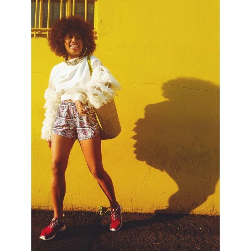 Sereima Adimate/Stelly G - Performance Artist & Collaborator (LS x BB, Ora/Mate)