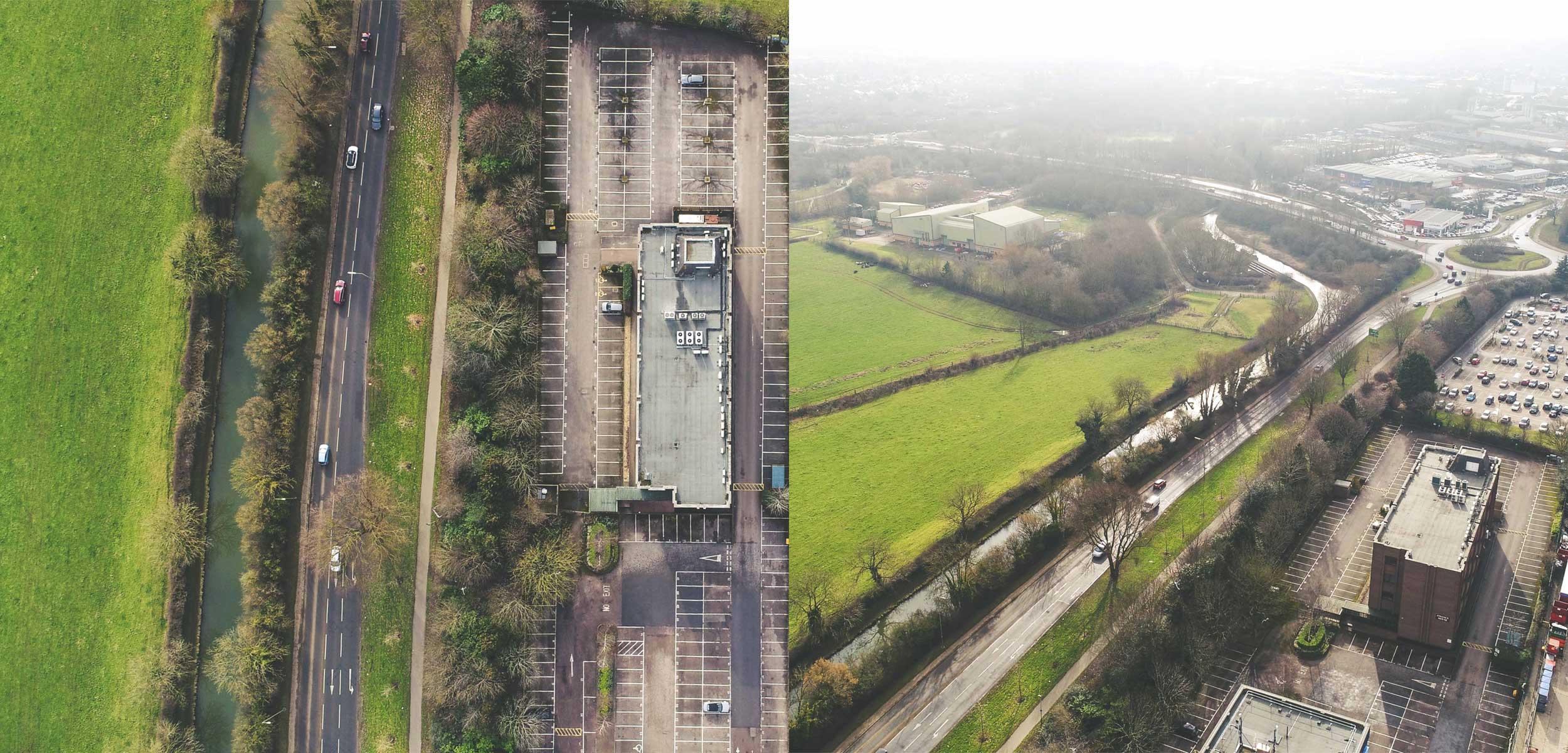 Aerial Site Survey -