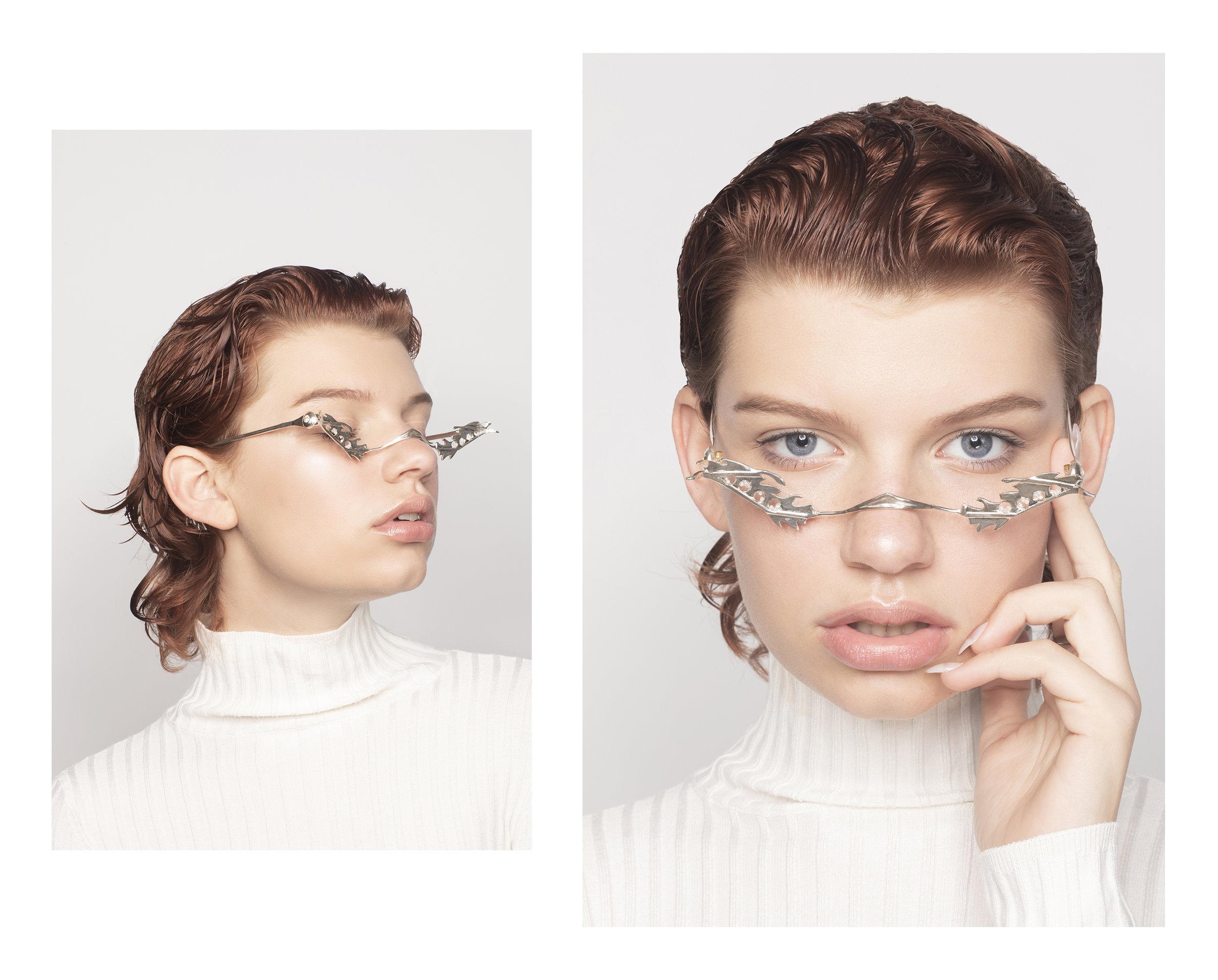 Designer:  Valentina Angulo  | Stylist:  Caroline Wild