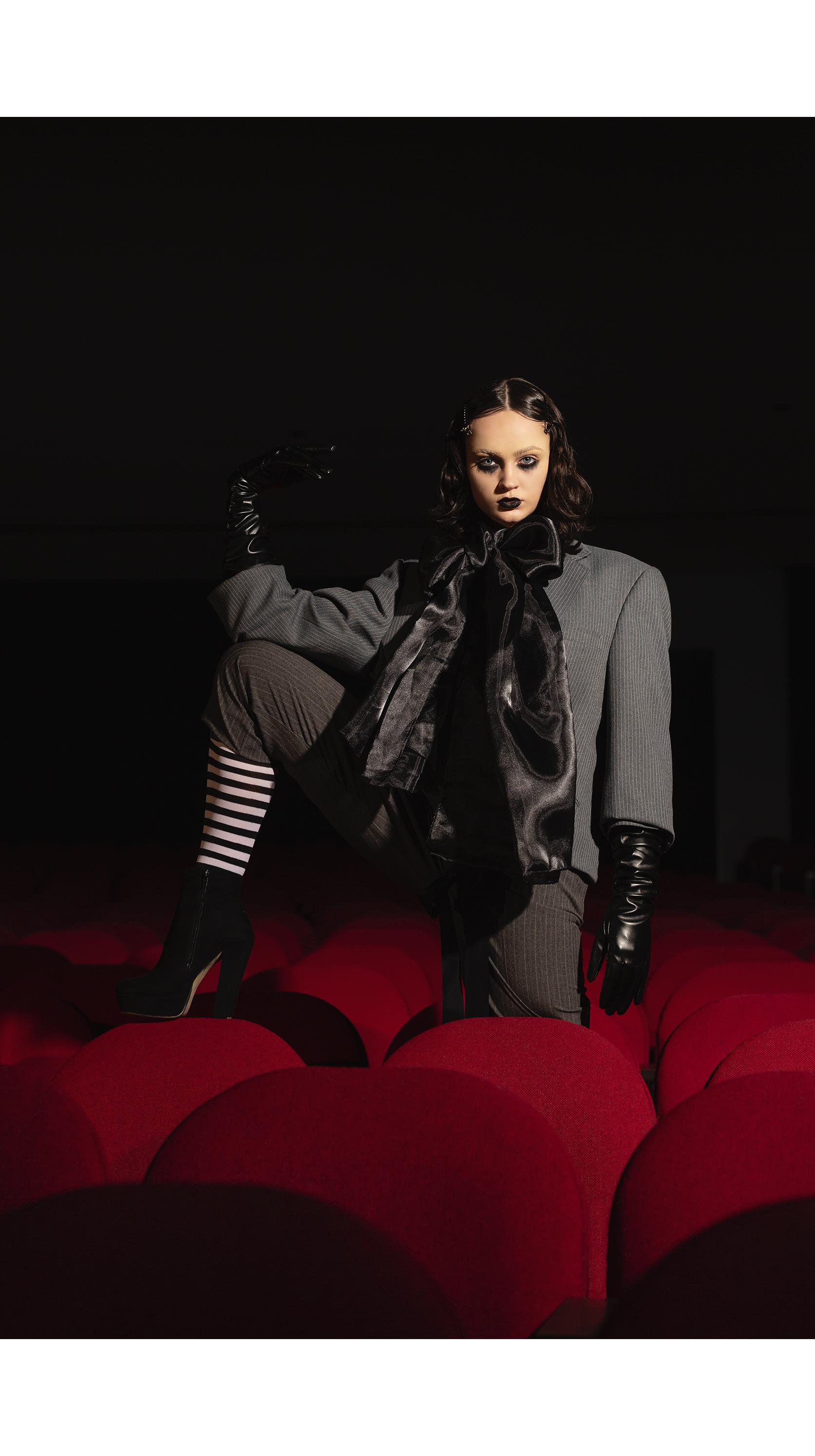 Creative Director & Stylist:  Emilie Haupt    Producer & Assistant Art Director:  Kiersten Herr  &  Hannah Brown