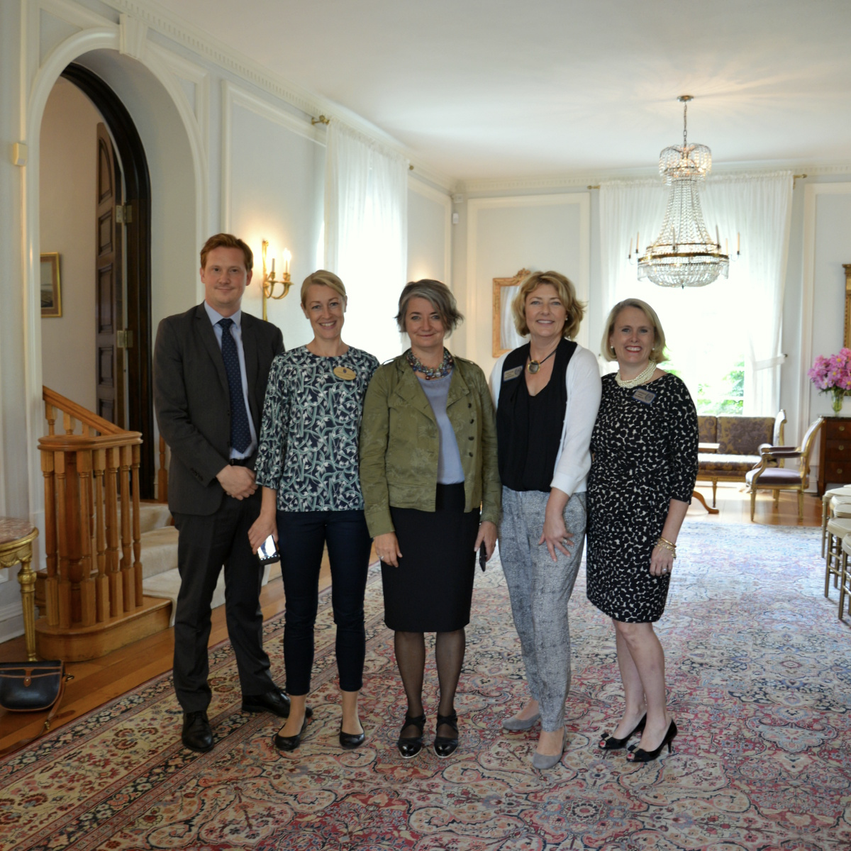 WDS holds joint program at Residence of the Ambassador of Sweden