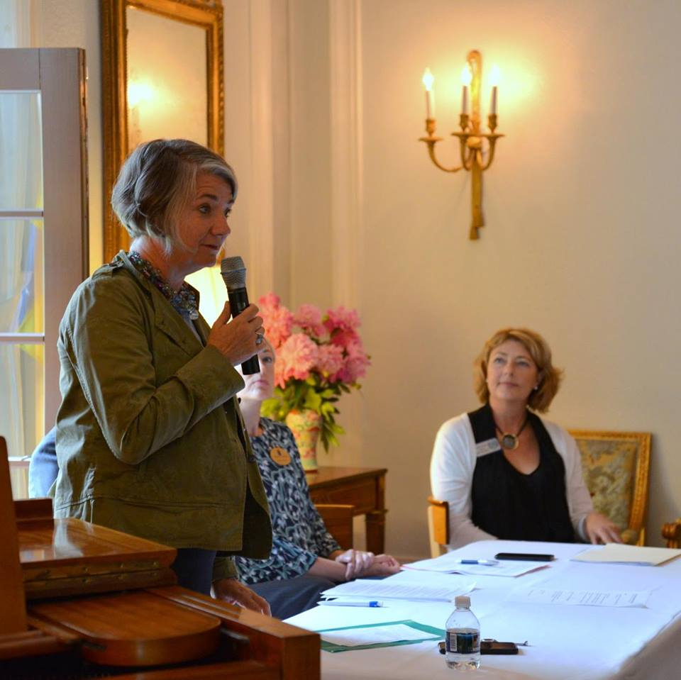 May 22, 2018 : Women in Diplomacy: Embassy of Sweden. Graciously hosted by Ambassador Karin Olofsdotter.