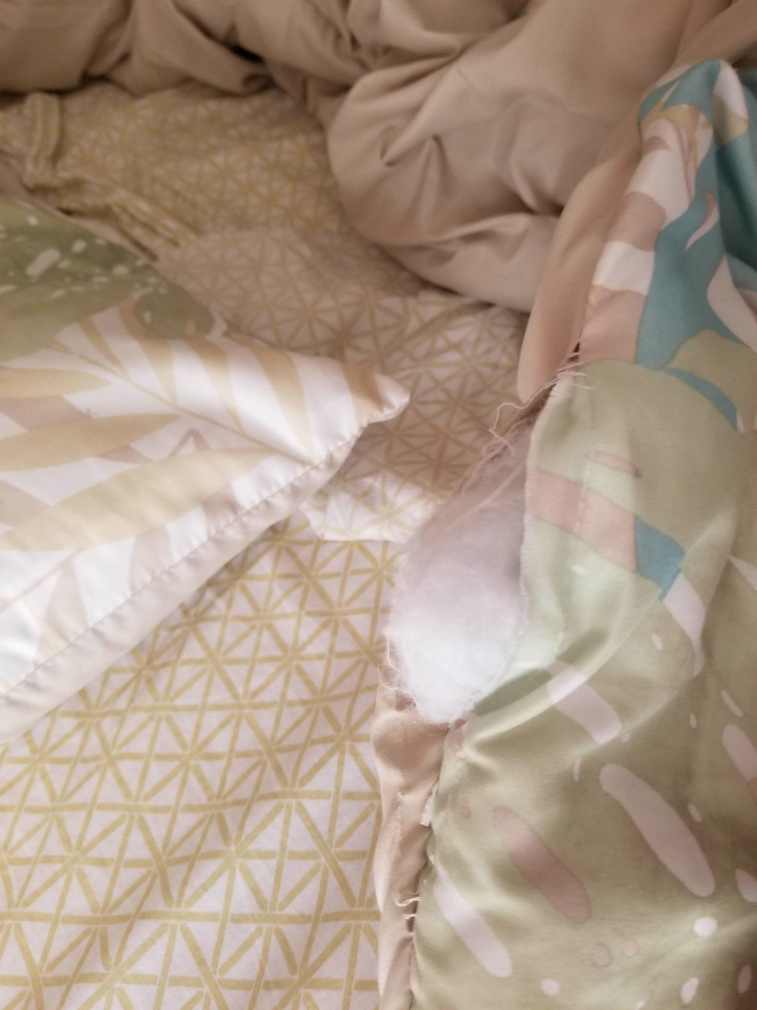 3rd BR comforter