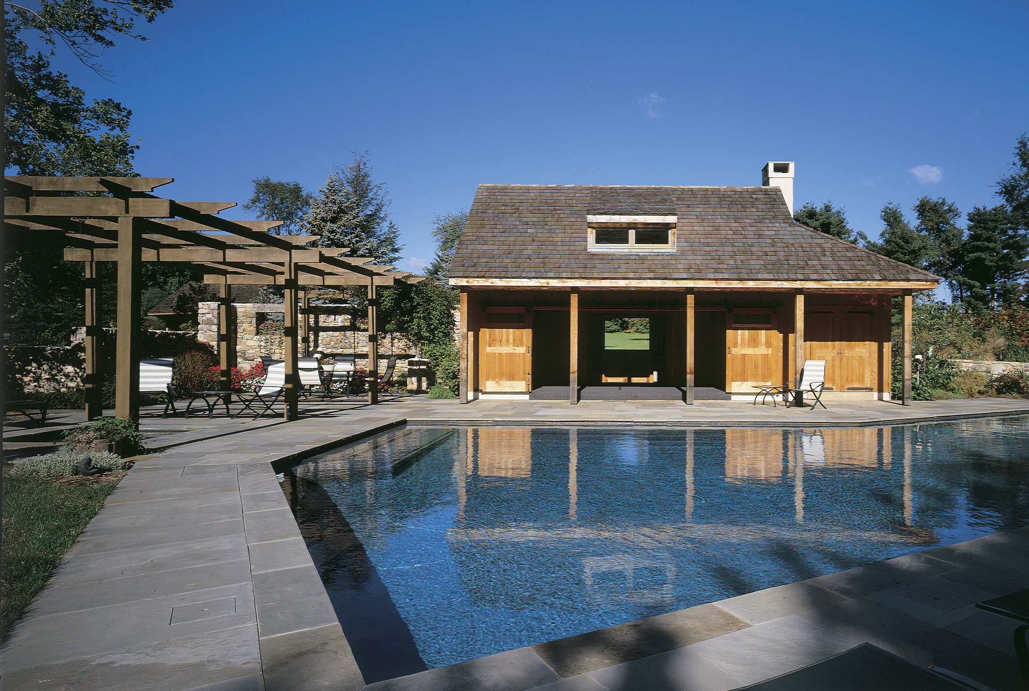Malvern Pool House