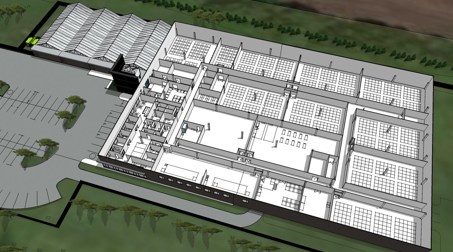 MMJ Growing Facility