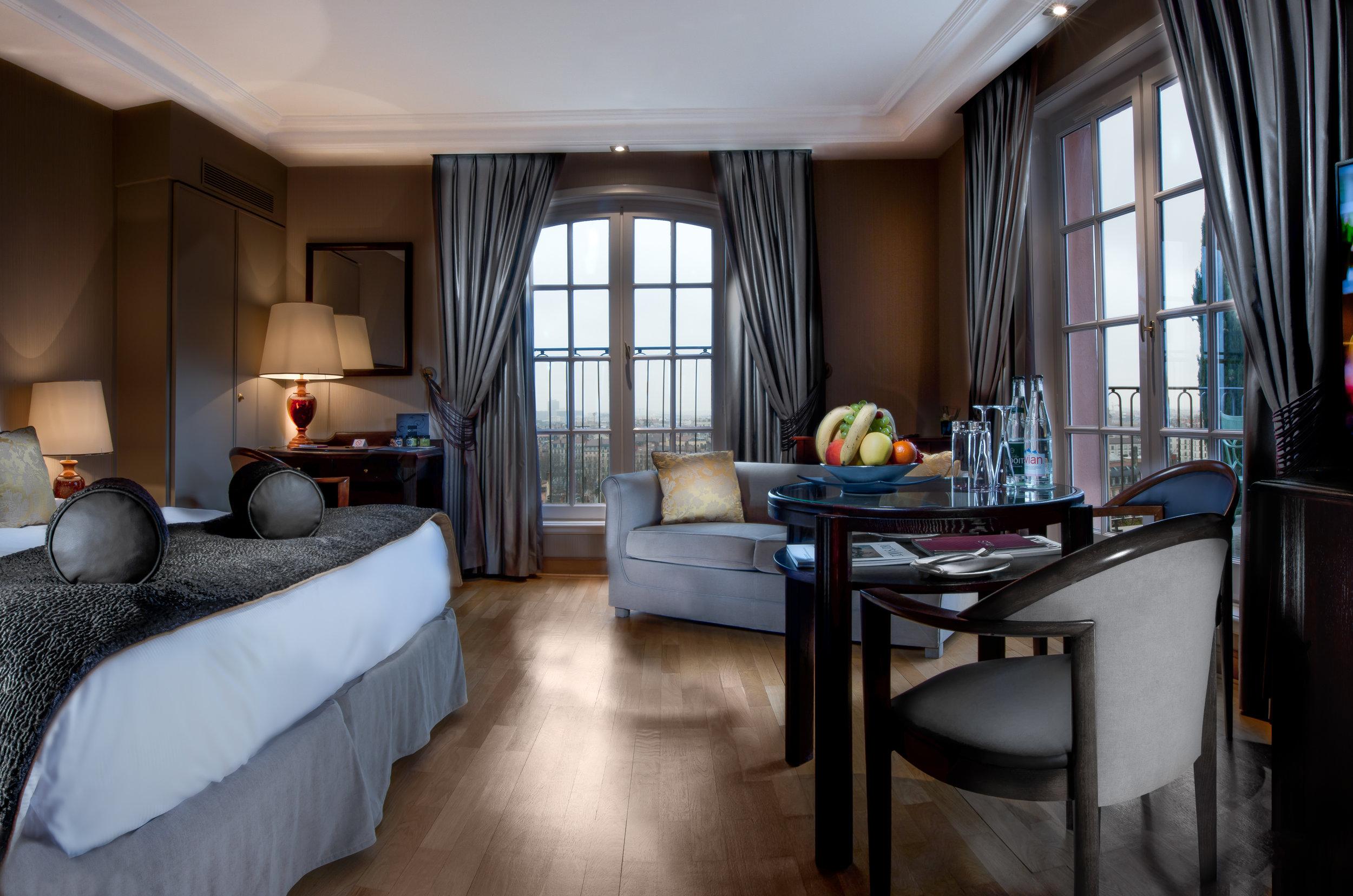 Hotel Villa Florentine 5* Lyon