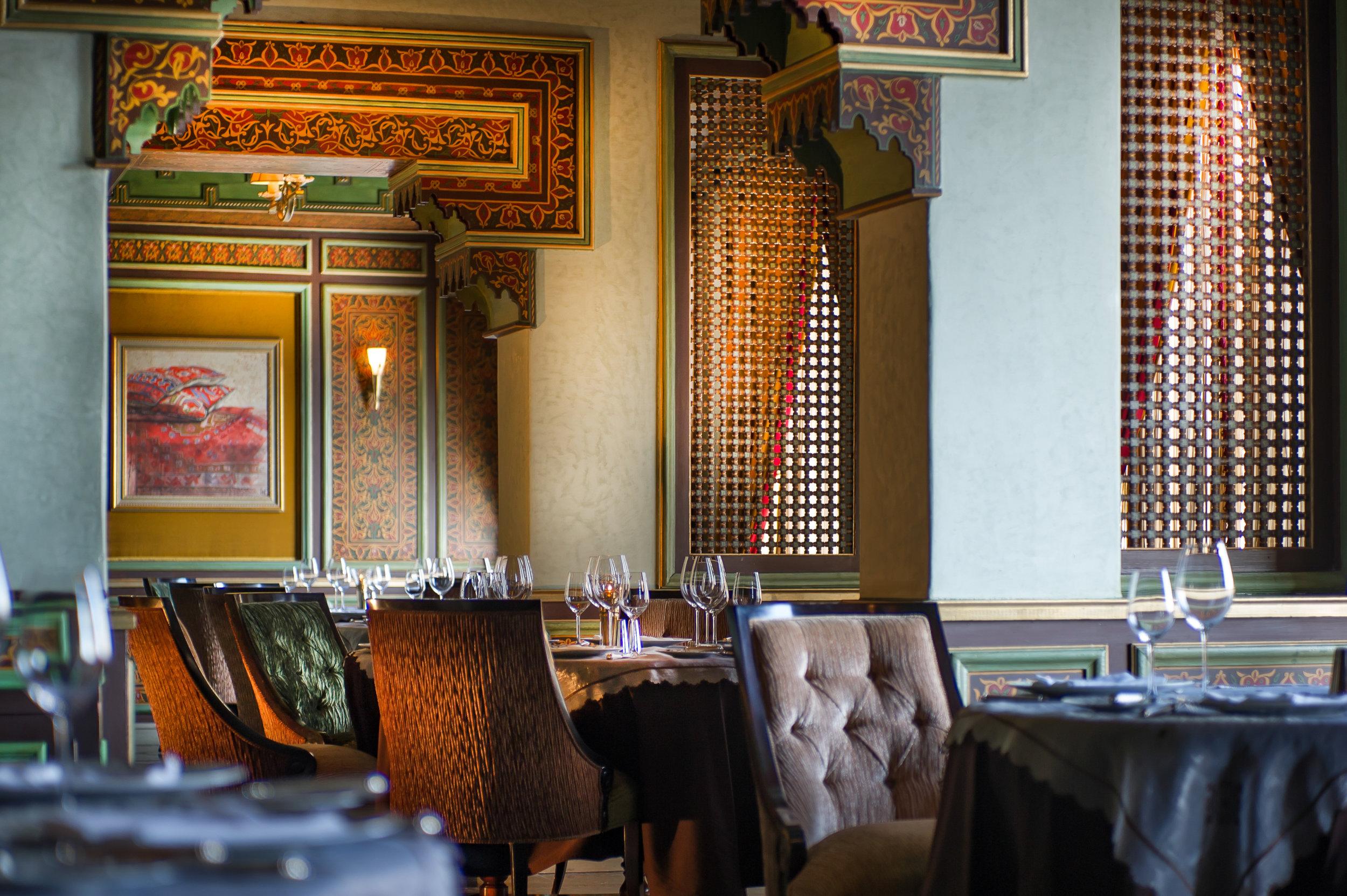 Hotel Michlifen Ifrane 5* Maroc Restaurant