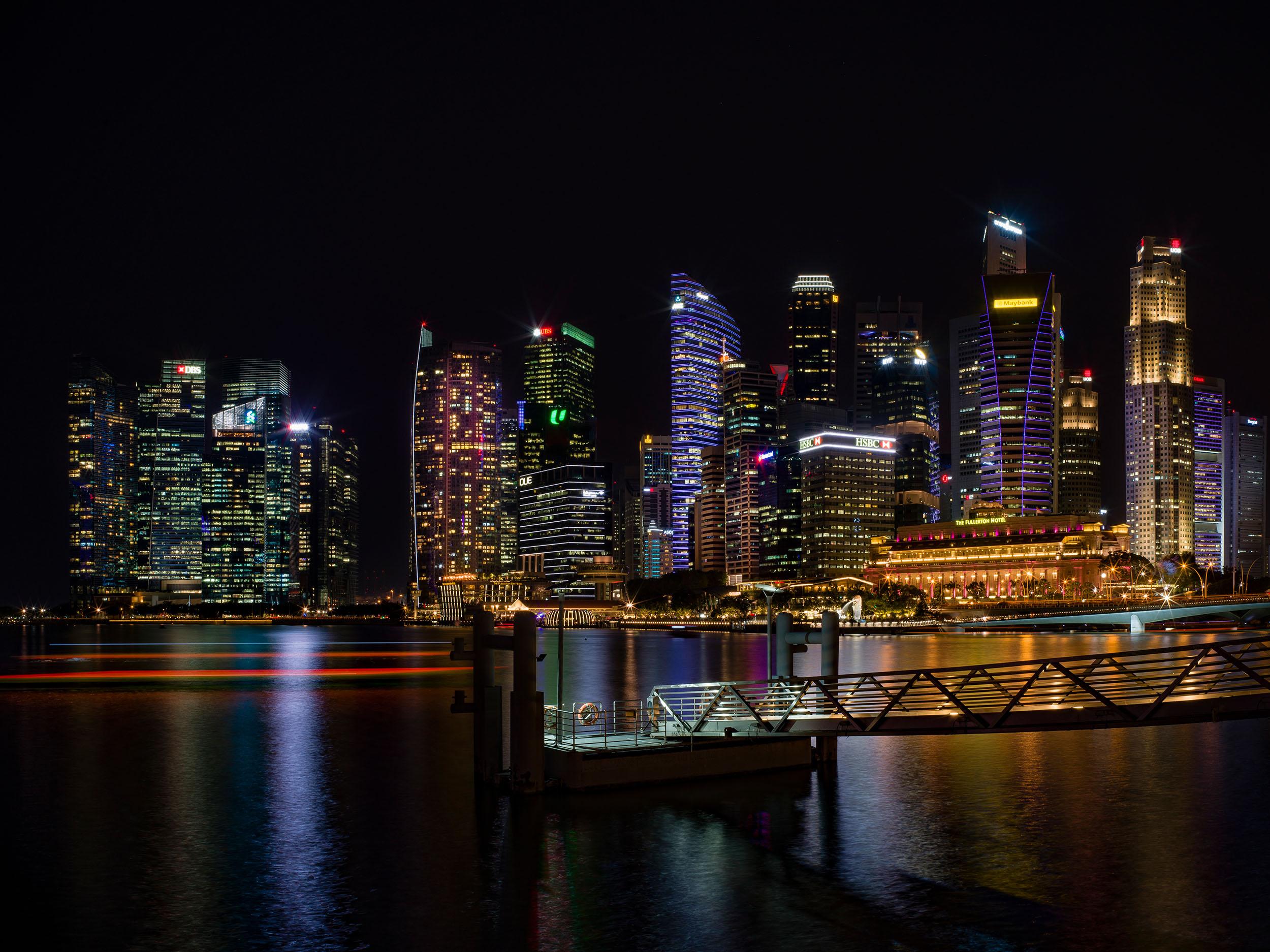 Singapour Skyline