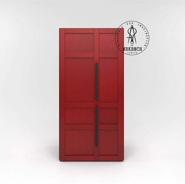 BOX K in red. Be bold. (3/3) . . . #wrkbnch #wrkbnchfurniture #wrkbnchdesign #storage #contemporary #furniture #shelf #storage #room #apartment #indoors #inside #family #cabinet #modern #drawer #house #wood #mirror #red #interiordesign #furnituredesign #interiors #architectural #sexy #needit #bebold #statement #lfa2019