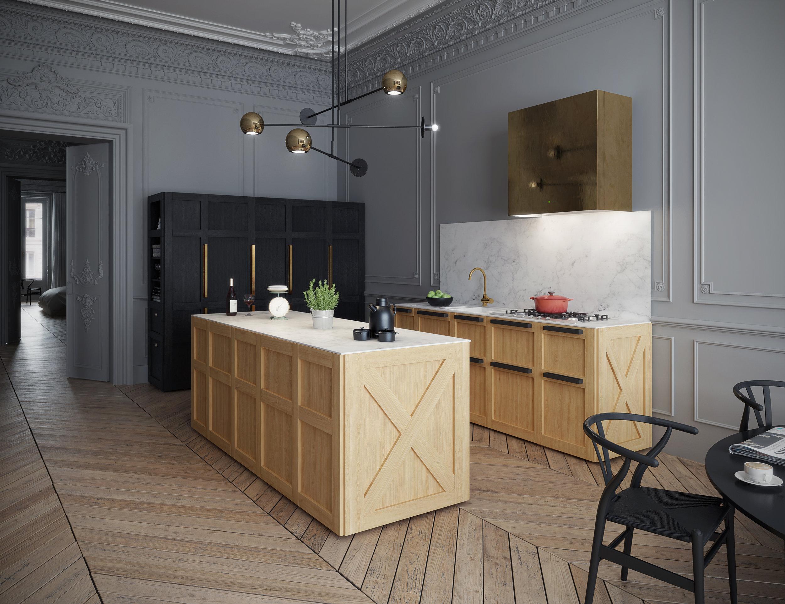 Paris Apartment Interior Design Kitchen Furniture Styling K Box 1.jpg