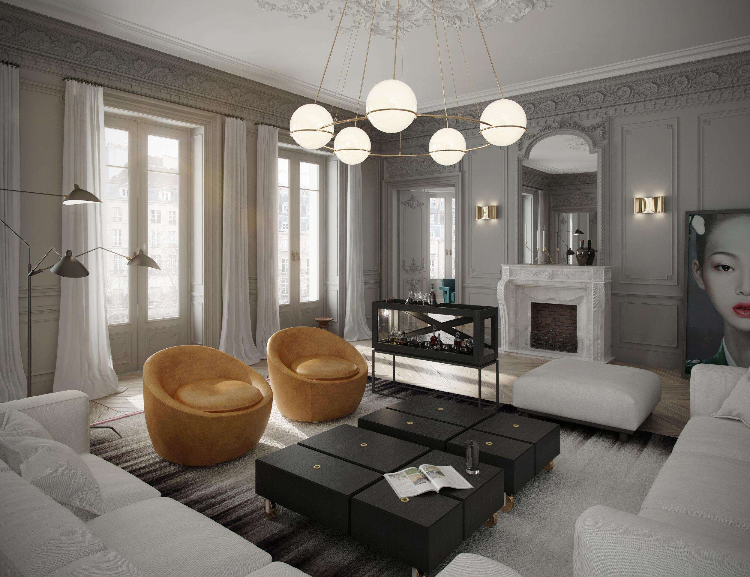 Paris Apartment Interior Design Living Room Furniture Styling 1.jpg